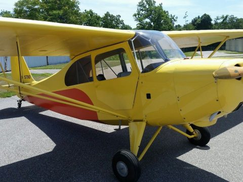 restored 1946 Aeronca Champ aircraft for sale