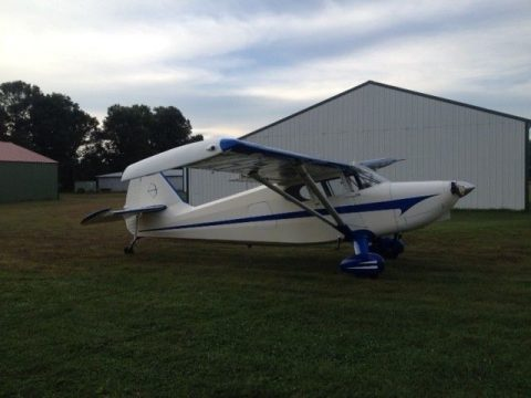 restored 1947 Stinson 108 2 aircraft for sale
