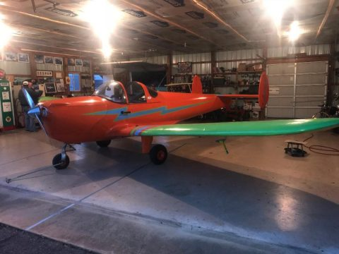 vintage 1946 Ercoupe 415 C LSA Aircraft for sale