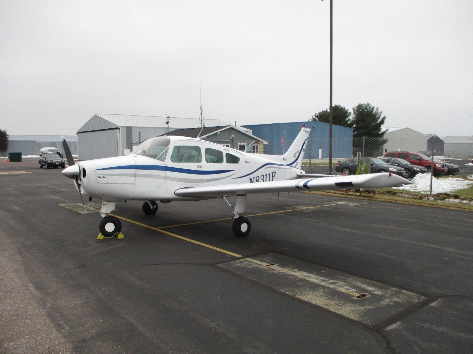 great flying 1969 Beech B 23 Custom III aircraft for sale