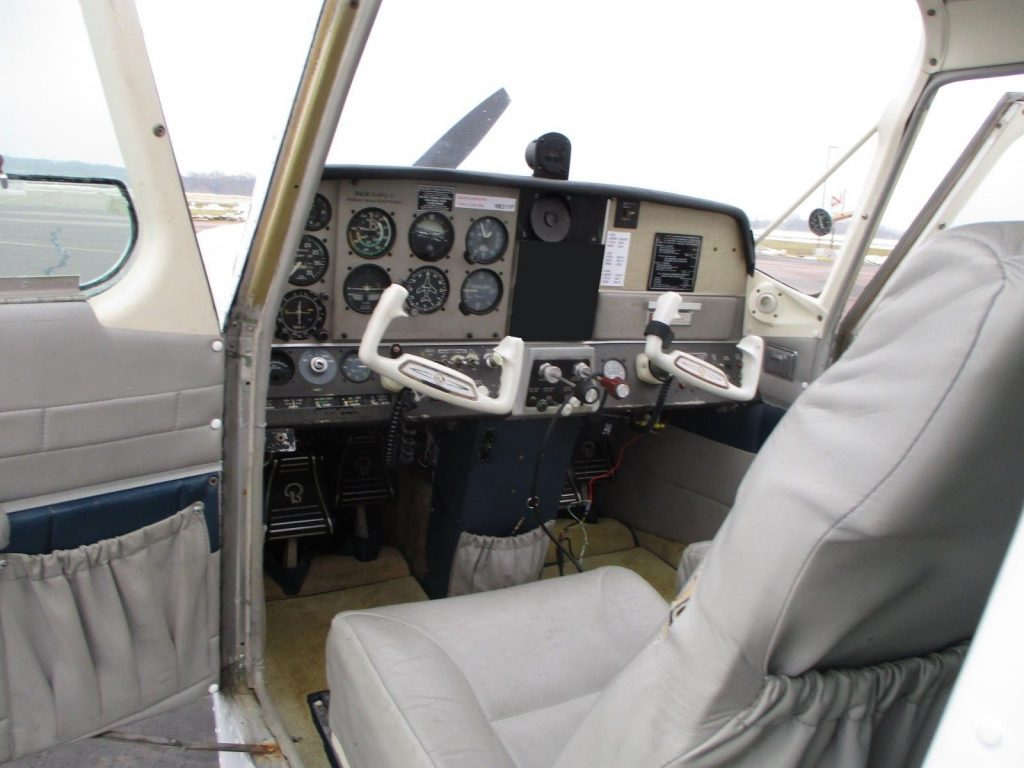 great flying 1969 Beech B 23 Custom III aircraft