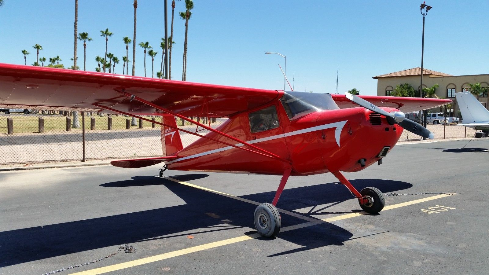 great shape 1946 Cessna 120 Tailwheel Aircraft for sale