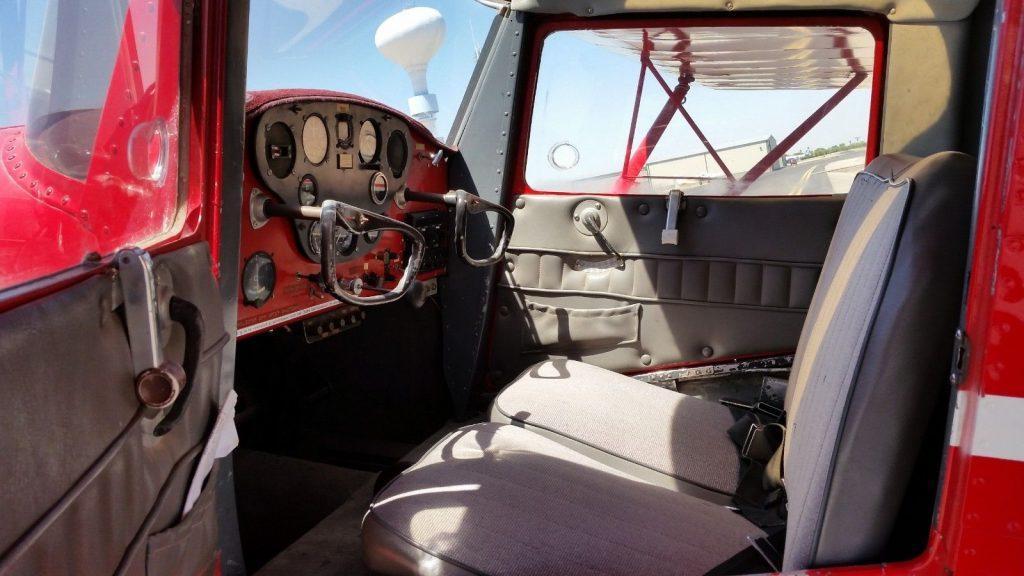 great shape 1946 Cessna 120 Tailwheel Aircraft