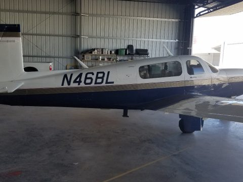 great shape 1992 Mooney Special Edition aircraft for sale