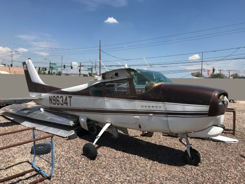 low time 1960 Cessna 210 aircraft for sale