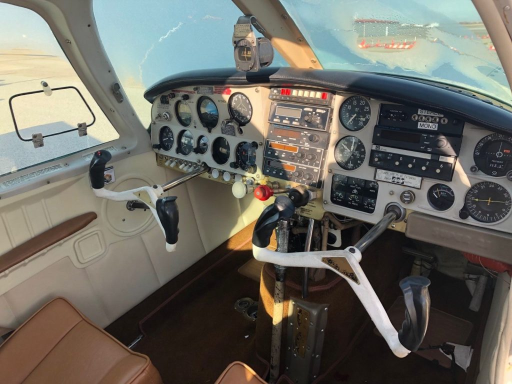 needs TLC 1964 Mooney M20E aircraft