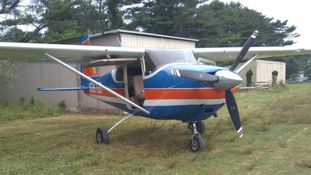 new parts 1957 Cessna 182 aircraft