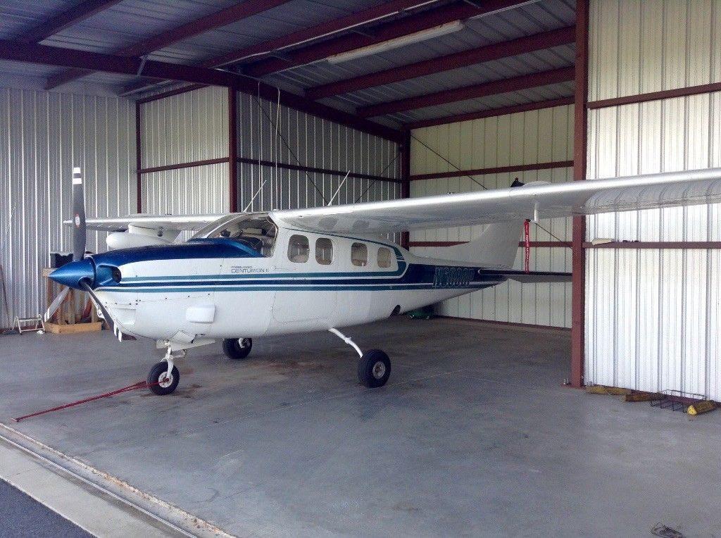 overhauled 1978 Cessna P210N aircraft