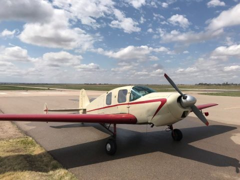 project 1957 Bellanca Cruisemaster aircraft for sale