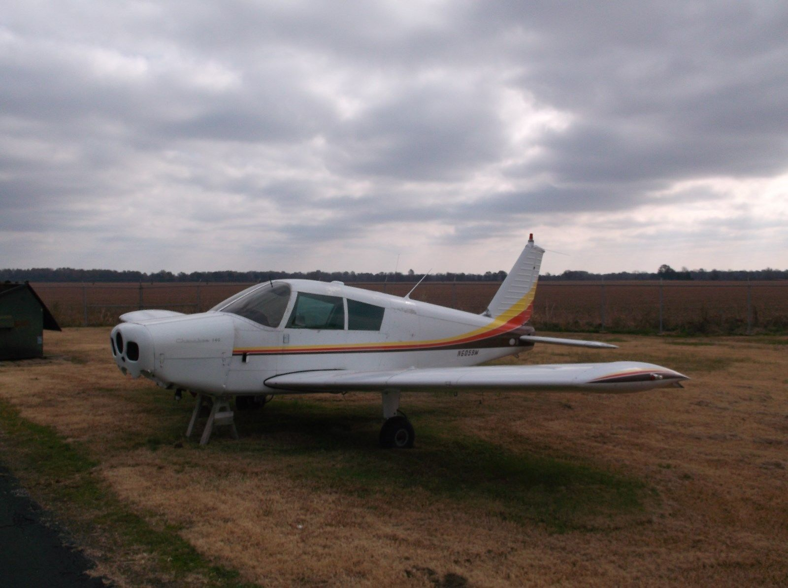 needs work 1964 Piper Cherokee 140 aircraft for sale