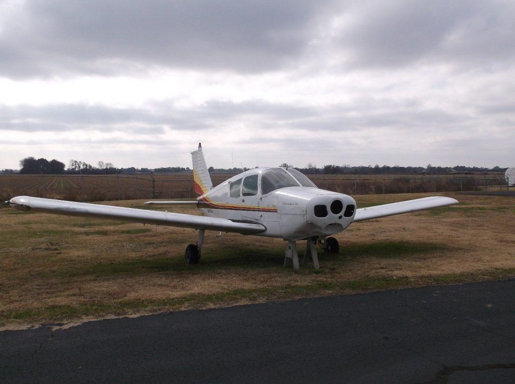 needs work 1964 Piper Cherokee 140 aircraft