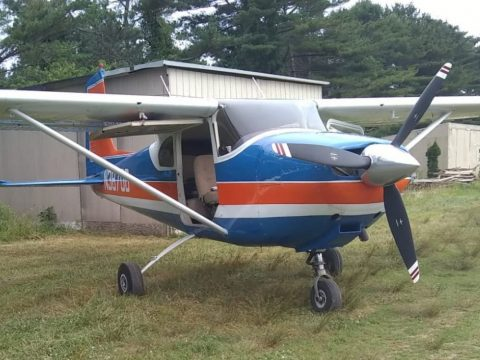 new parts 1957 Cessna 182 aircraft for sale