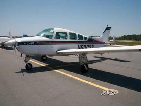 new propeller 1982 Beechcraft Sierra aircraft for sale