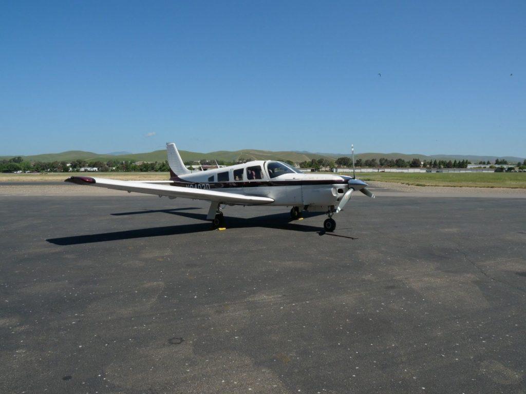 nice 1981 Piper Turbo Saratoga SP aircraft