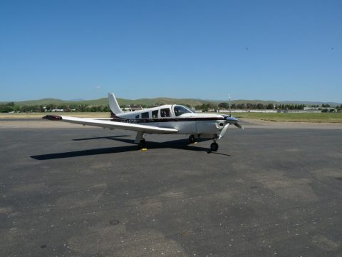 nice 1981 Piper Turbo Saratoga SP aircraft for sale
