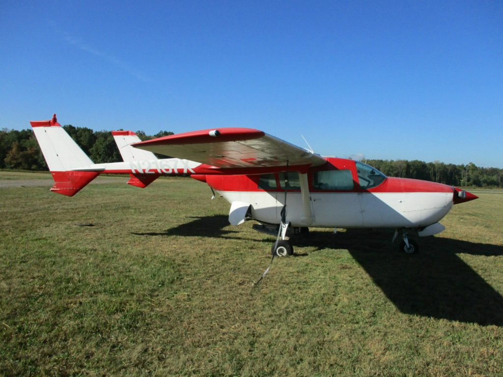 Project 1965 Cessna 337 Super Skymaster aircraft