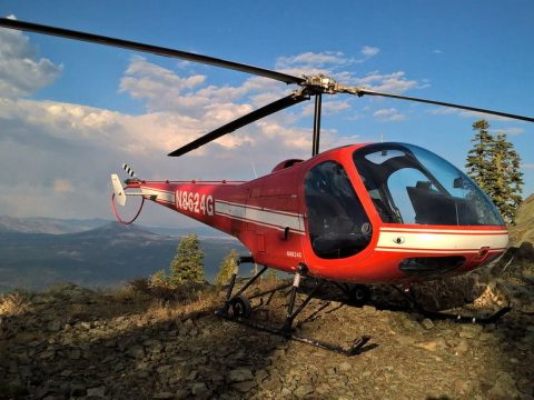 ready to fly 1986 Enstrom F28F Helicopter aircraft for sale