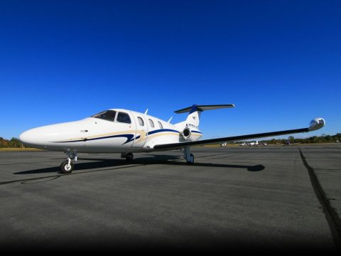 updated 2007 Eclipse 500 aircraft for sale