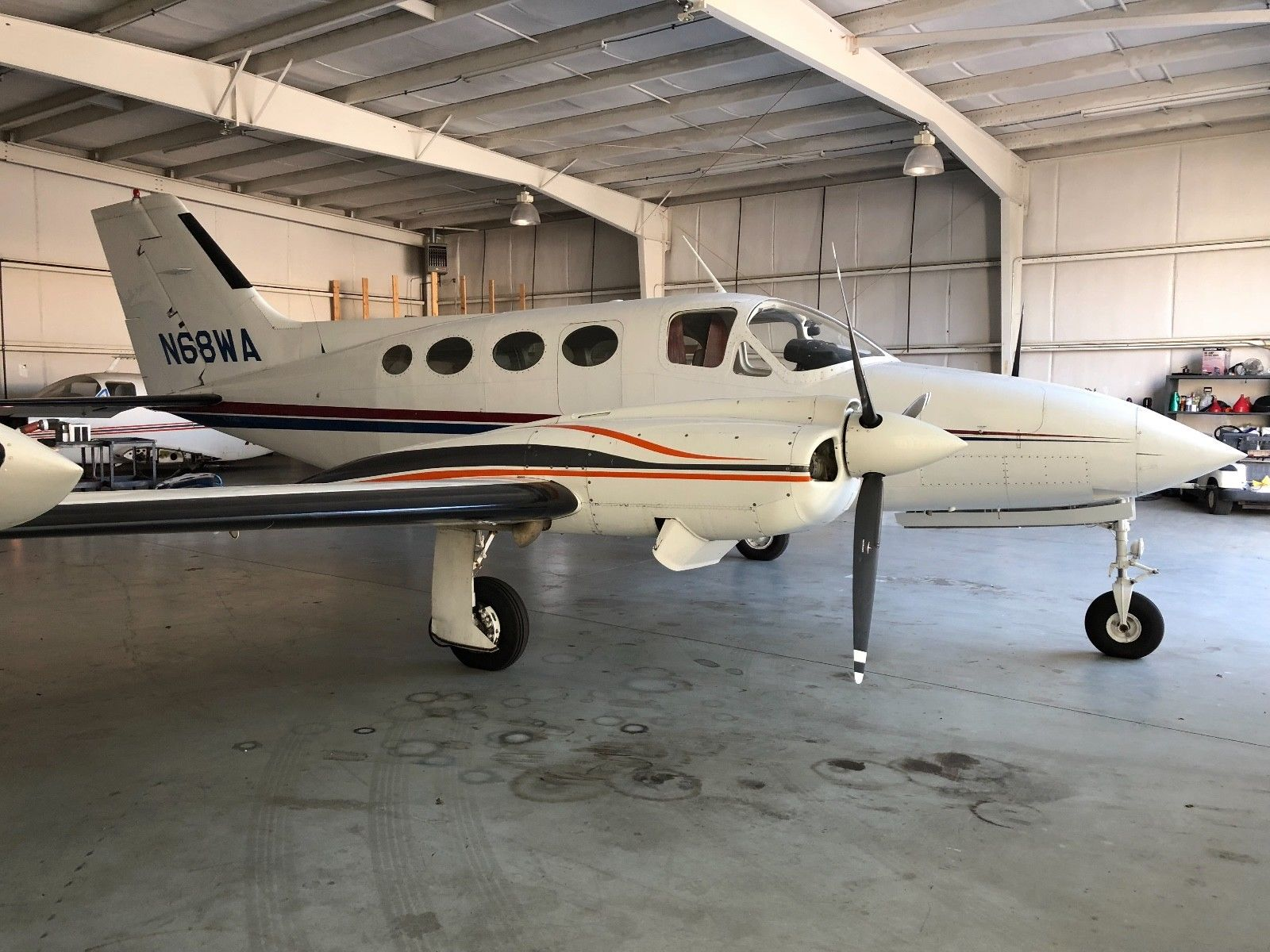 very nice 1968 Cessna 421 aircraft for sale
