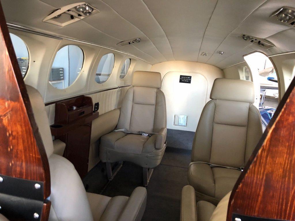 very nice 1968 Cessna 421 aircraft