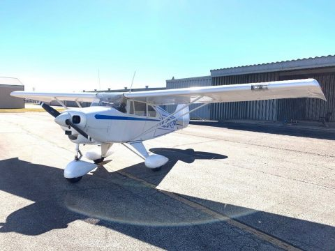 vintage 1955 Piper PA 22 150 Tripacer aircraft for sale