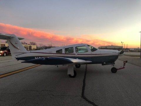 clean 1979 Piper Arrow IV aircraft for sale