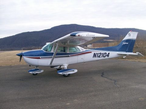 great running 1973 Cessna 172M aircraft for sale