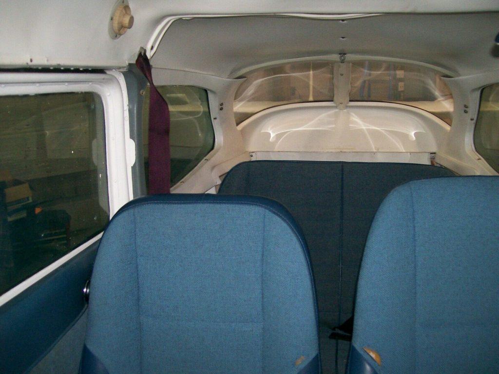 great running 1973 Cessna 172M aircraft