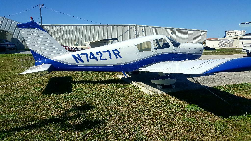 great shape 1966 Piper Cherokee 140 aircraft