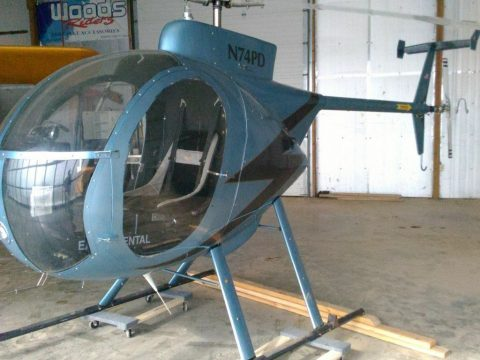 hangared 1999 Revolution Mini 500 74PD aircraft for sale