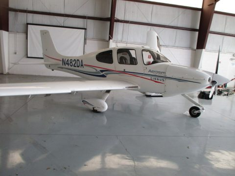 lightly damaged 2007 Cirrus SR 20 G2 aircraft for sale