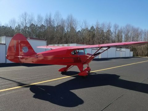 Museum Quality 1953 Tri Pacer PA 22 150 aircraft for sale