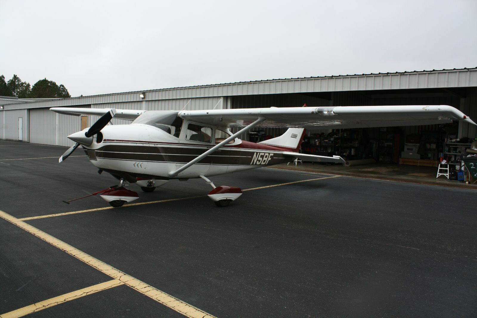 new parts 1968 Cessna 182L aircraft for sale