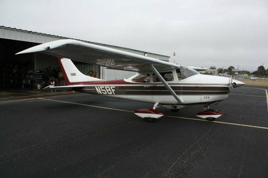new parts 1968 Cessna 182L aircraft