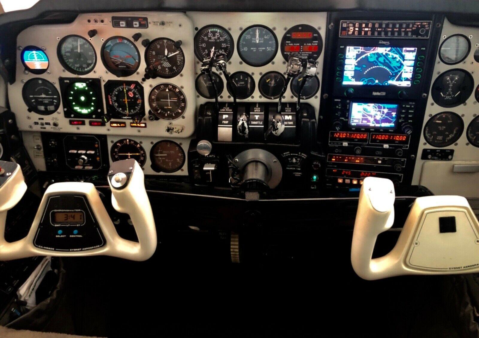new parts 1970 Beechcraft aircraft