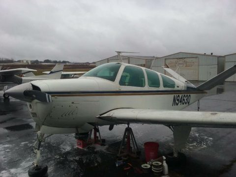 project 1973 Beechcraft Bonanza V35 aircraft for sale