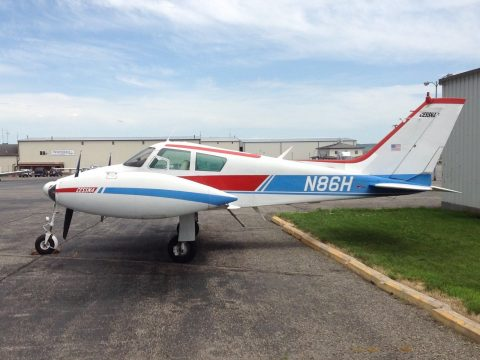 very nice 1960 Cessna 310D Multi Engine aircraft for sale