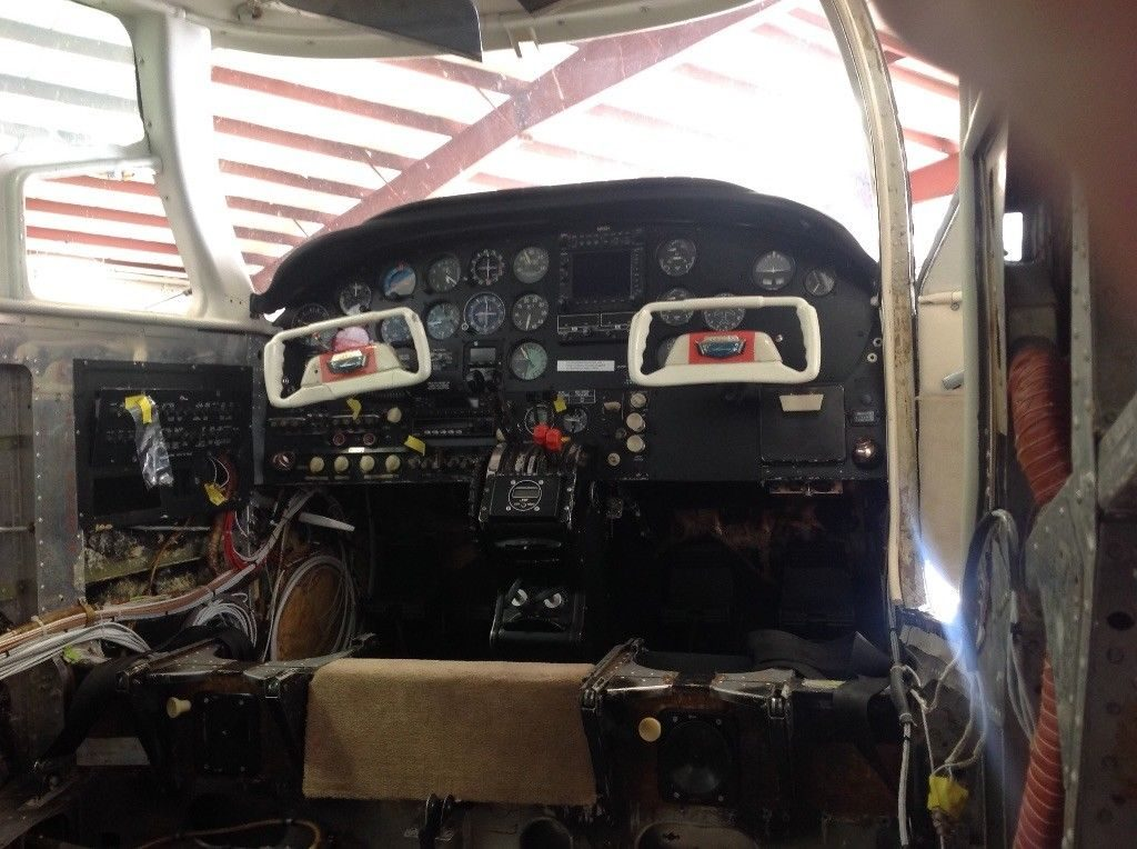 very nice 1960 Cessna 310D Multi Engine aircraft