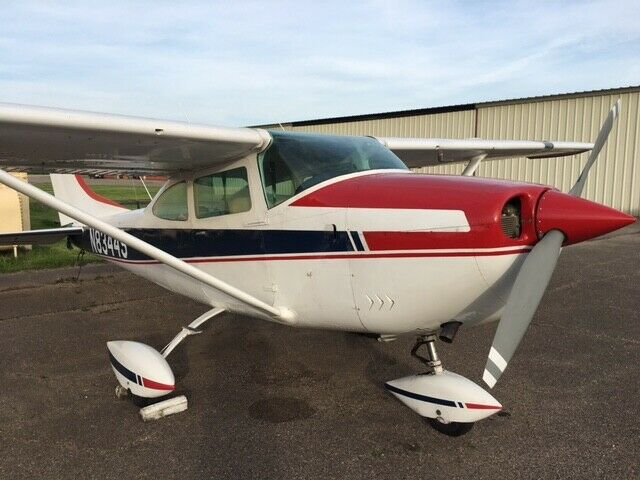 very nice 1965 Cessna Skylane aircraft for sale