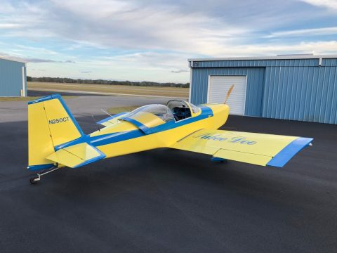 very nice 2016 Van's Aircraft for sale