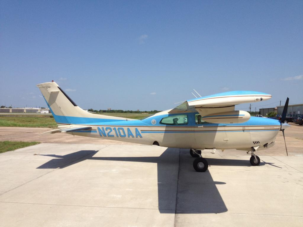 additional equipment 1982 Cessna Turbo 210N aircraft