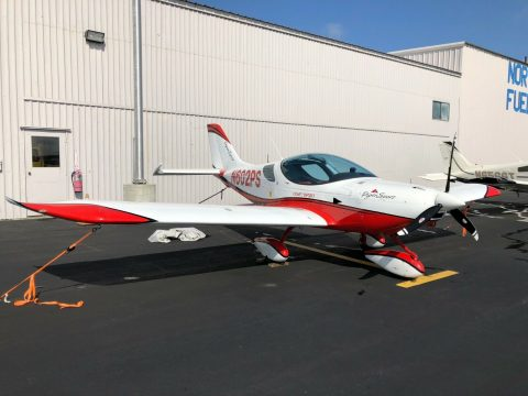 new engine 2010 Pipersport aircraft for sale