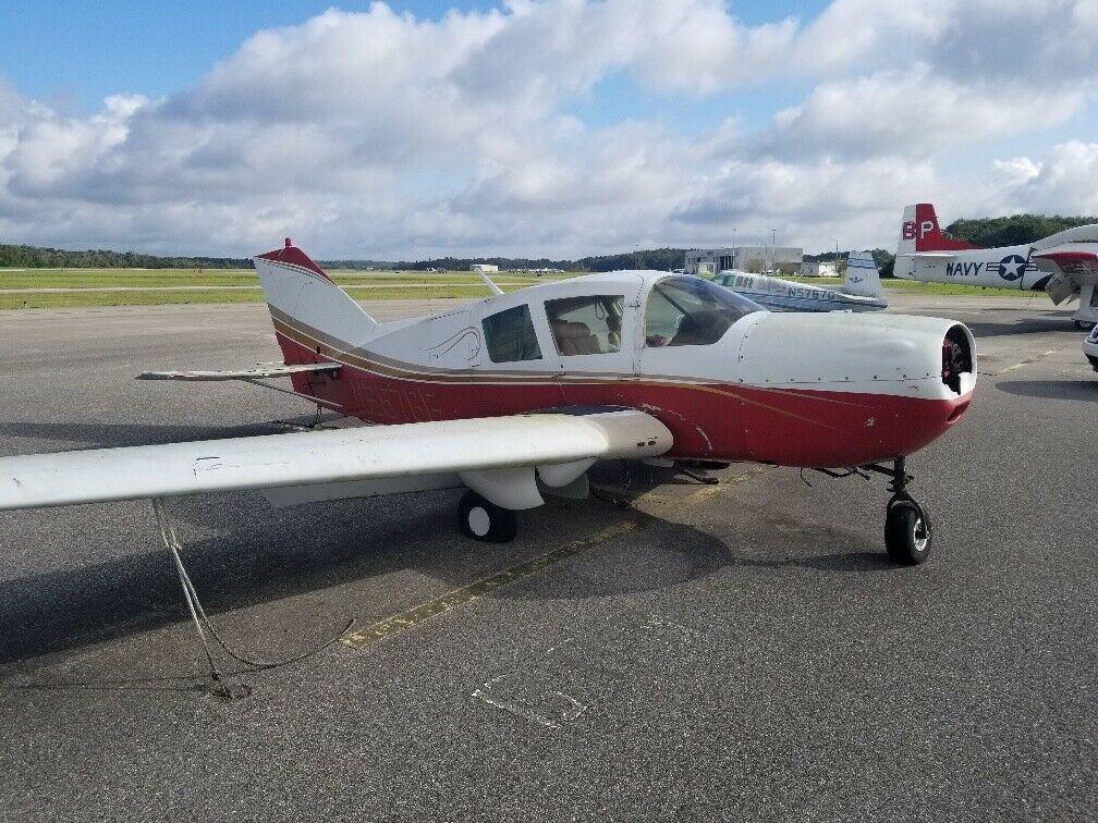 new seats 1976 Bellanca Super Viking aircraft for sale