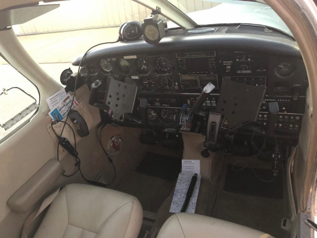 overhauled 1979 Piper Arrow IV aircraft