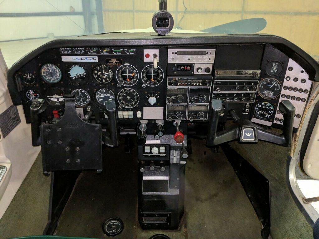 overhauled engine 1978 Mooney M20j aircraft