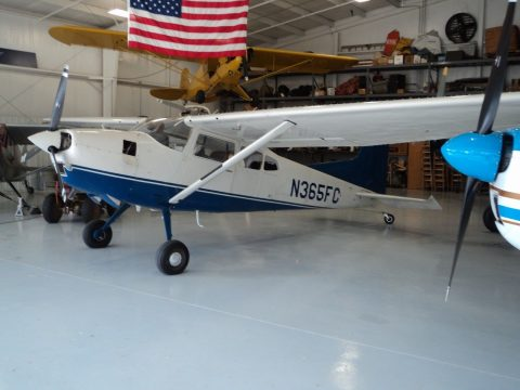 rust free 1973 Cessna 185F aircraft for sale