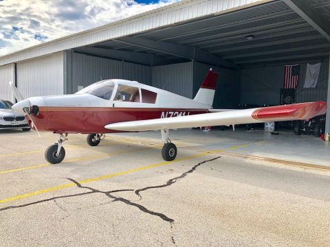 very nice 1968 Piper Cherokee PA 28 140 aircraft for sale