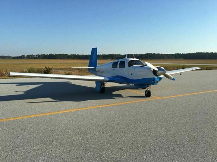 very nice 1978 Mooney M20C Ranger aircraft for sale