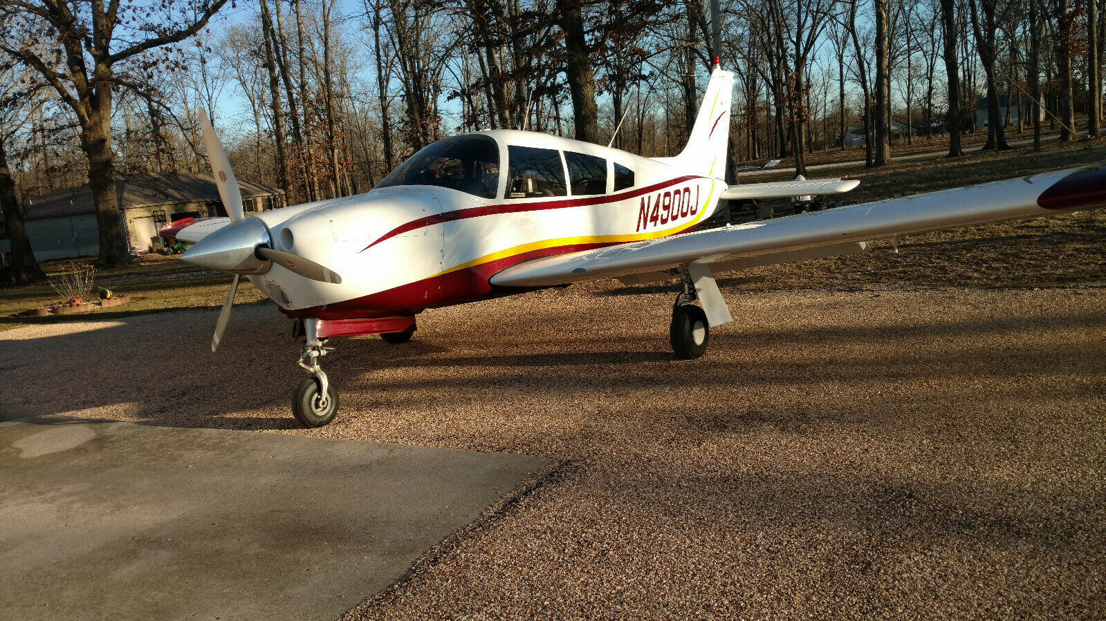 well kept 1968 Piper Arrow 180 aircraft for sale