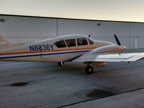 Everythingworks 1969 Piper PA 23 250 Aztec aircraft for sale